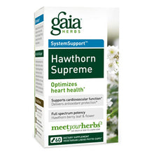 Load image into Gallery viewer, Hawthorn Supreme Liquid Phyto Capsules - 60 Vegetarian Capsules