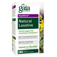 Load image into Gallery viewer, RapidRelief Natural Laxative - 90 Tablets