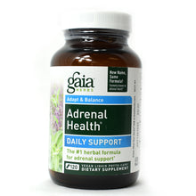 Load image into Gallery viewer, Adrenal Health Daily Support - 120 Vegan Liquid Phyto-Caps