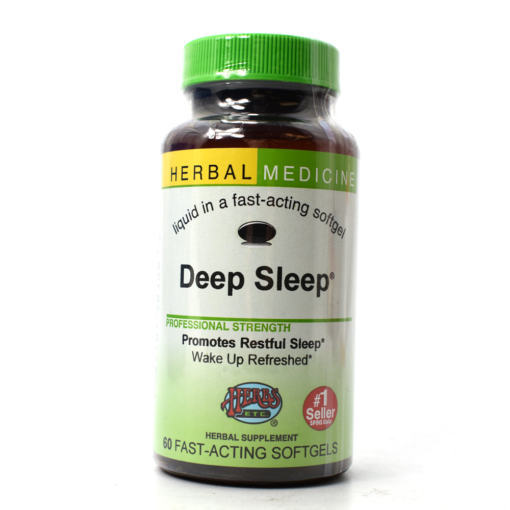 Deep Sleep Professional Strength - 60 Softgels