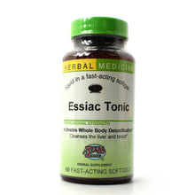 Load image into Gallery viewer, Essiac Tonic Professional Strength - 60 Softgels