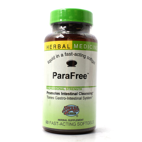 ParaFree - 60 Softgels