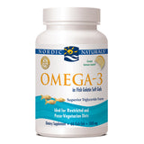 Omega-3 in Fish Gelatin Capsules 1000 mg - 60 Softgels