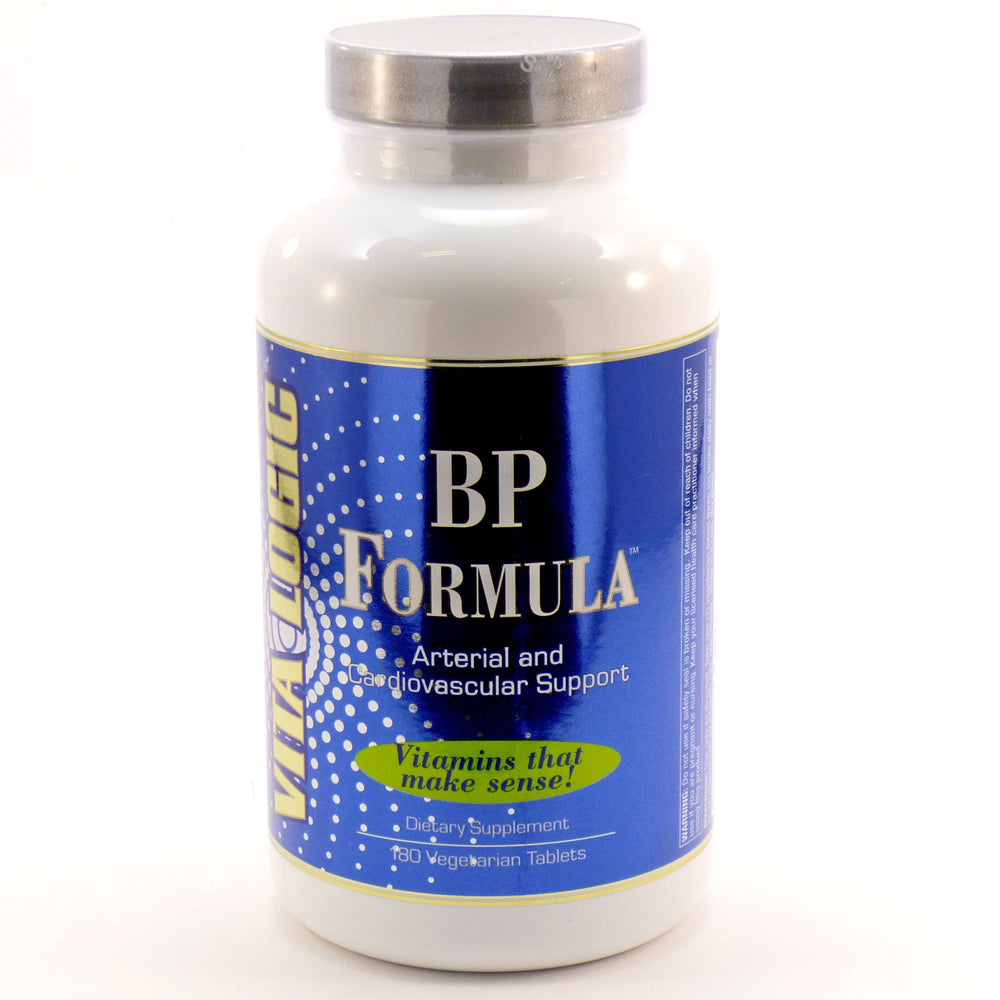 Blood Pressure Formula Cardiovascular & Circulatory Support - 180 Tablets