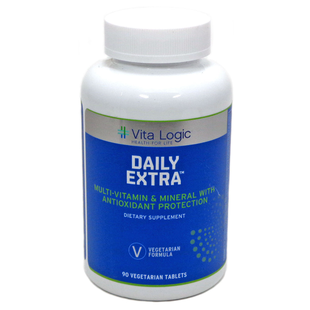 Daily Extra Complete Multi-Vitamin & Mineral Formula Once Daily - 90 Tablets