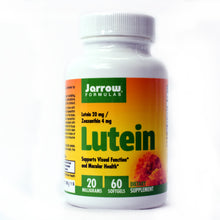 Load image into Gallery viewer, Lutein 20mg - 60 Softgels