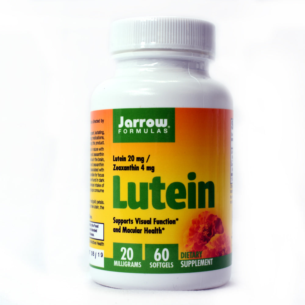 Lutein 20mg - 60 Softgels