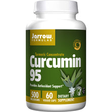 Load image into Gallery viewer, Curcumin-95 500mg - 60 Capsules