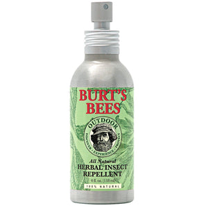 Herbal Insect Repellent All Natural - 4 oz