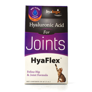 Hyaflex for Joints Feline Hip & Joint Formula Non-Flavor Liquid For Cats - 30 ml