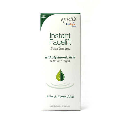 Episilk Instant Facelift Serum (IFL) with Hyaluronic Acid and Pepha Tight - 1 oz
