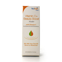 Load image into Gallery viewer, Vitamin C+ Beauty Boost Powder with Vitamin C, ProVitamin B5 and Glutathione - 0.21 oz