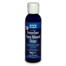Load image into Gallery viewer, ConcenTrace Trace Mineral Drops - 4 oz