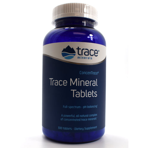 ConcenTrace Trace Mineral Tablets - 300 Tablets