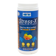 Load image into Gallery viewer, Stress-X Magnesium Powder - Raspberry Lemon 8.5 oz
