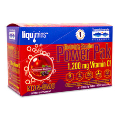 Electrolyte Stamina Power Pak Non-GMO Pom-Blueberry - 30 Packets