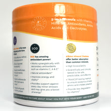 Load image into Gallery viewer, Oxylent 5-in-1 Multivitamin Supplement Drink Sparkling Mandarin Flavor - 6.9 Ounces