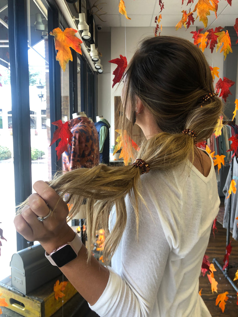 Teletie Ponytail | The Squire Shop