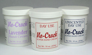 Day Use No-Crack Super Hand Cream - 16 oz