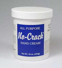 All Purpose No-Crack Hand Cream - 16 oz