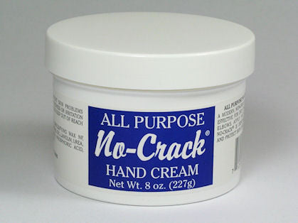 All Purpose No-Crack Hand Cream - 8 oz