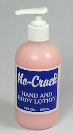 No-Crack Hand and Body Lotion - 8 oz