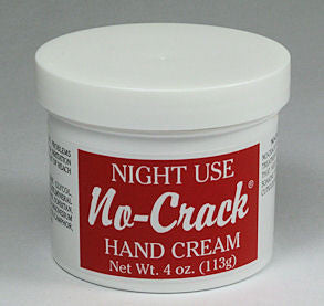 Night Use No-Crack Hand Cream - 4 oz