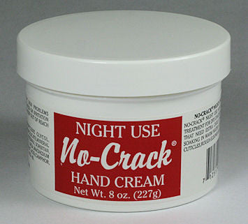 Night Use No-Crack Hand Cream - 8 oz
