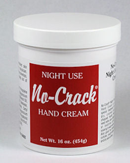 Night Use No-Crack Hand Cream - 16 oz