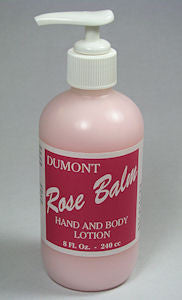 No-Crack Rose Balm Lotion - 8 oz