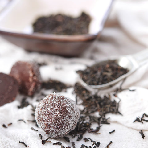 Dark Chocolate Earl Grey