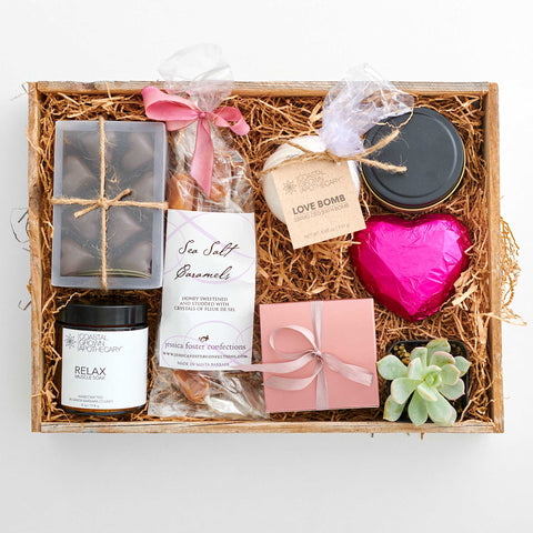 Self Care Gift Crate