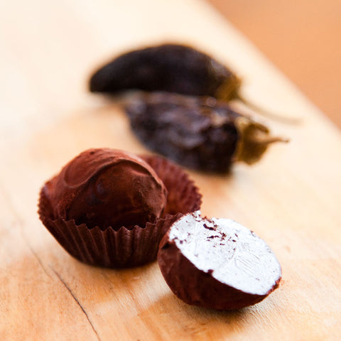 Dark Chocolate Ancho-Cumin