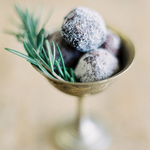 Dark Chocolate Rosemary