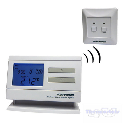 COMPUTHERM Q7RF Wireless Programmable Room Thermostat