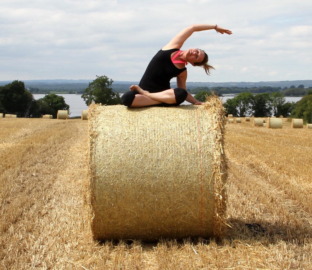 Yoga on Brookfield Farm - Sunday 1st September!