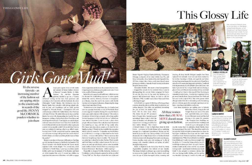 The Gloss Magazine - Girls Gone Mud!-Brookfield Farm