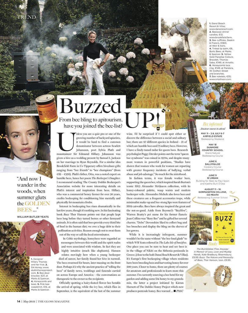 The Gloss Magazine - Buzzed Up-Brookfield Farm