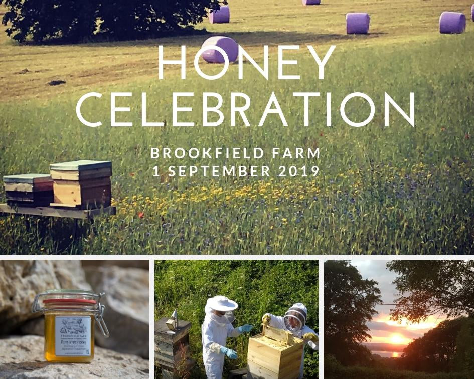 Honey Celebration 2019 day - Hivesharers invited for Sunday 1st September 3pm