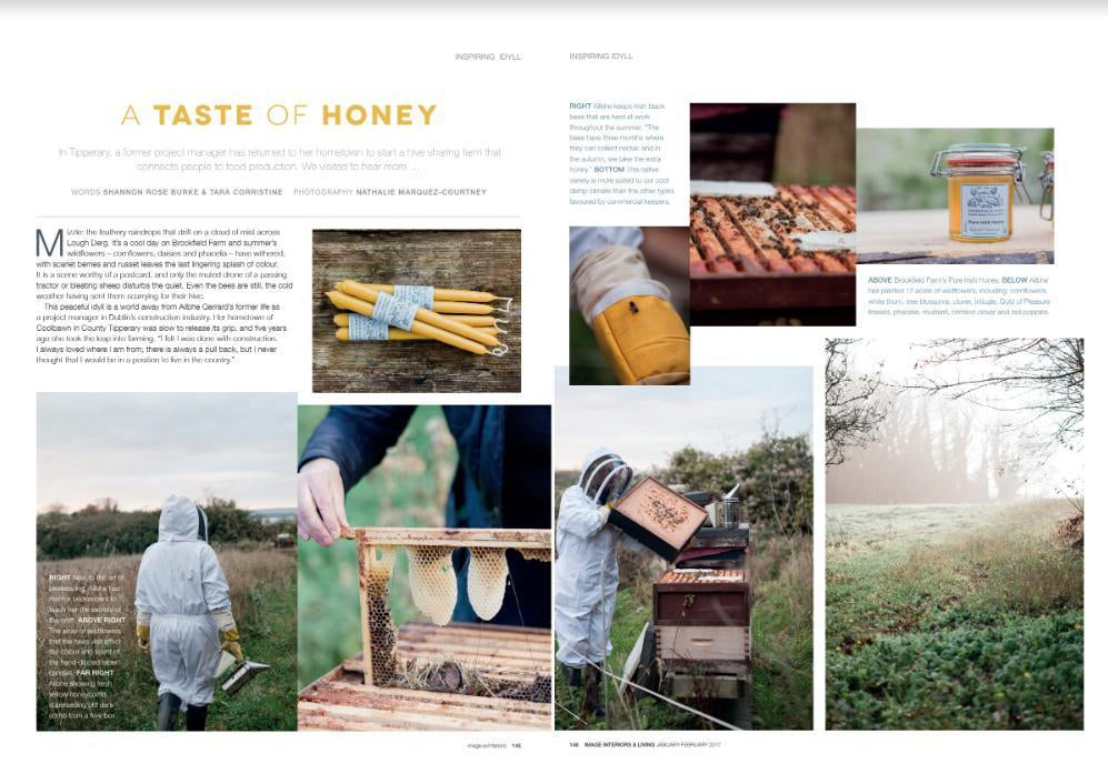Image Interiors & Living - A Taste of Honey-Brookfield Farm
