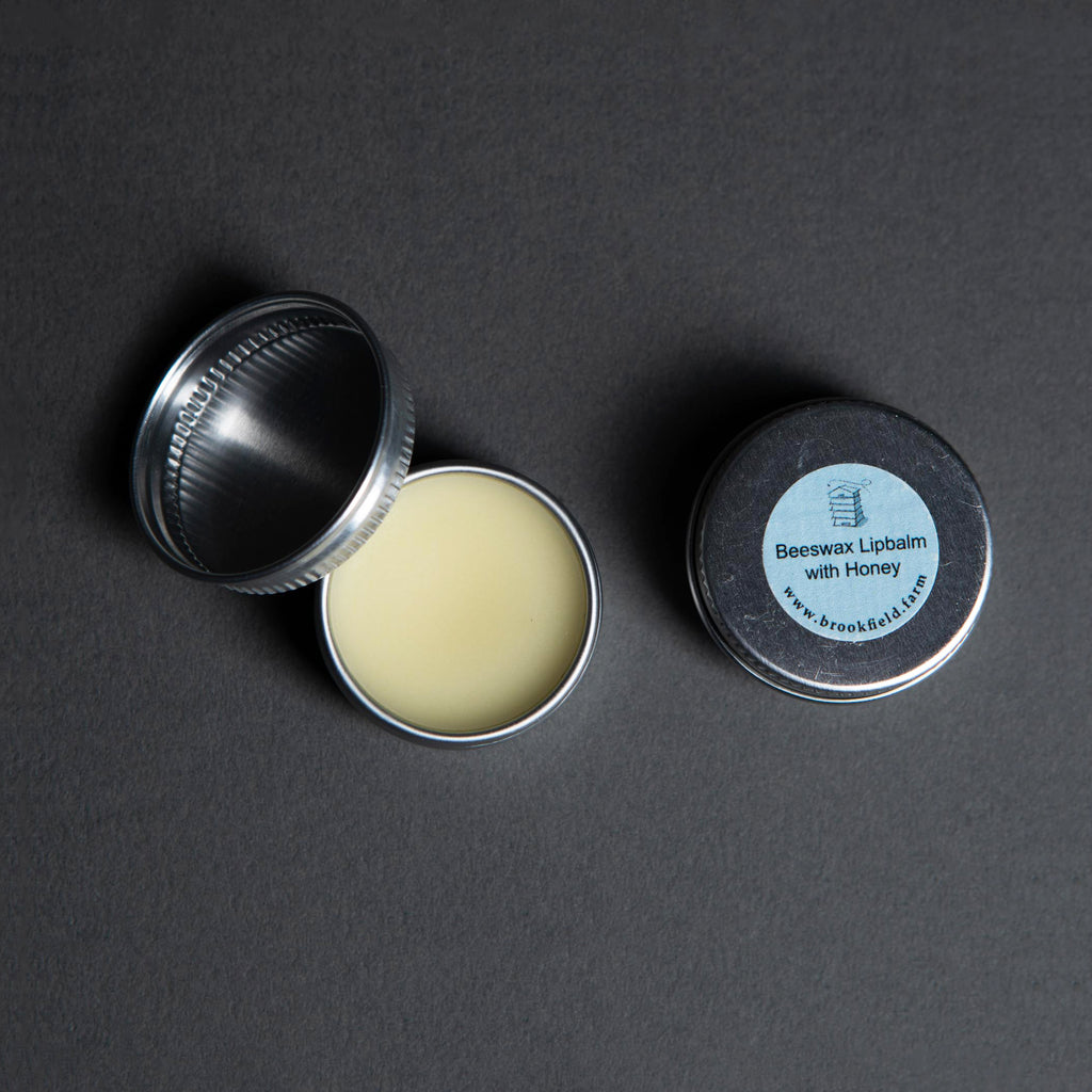 Beeswax Lip Balm with Honey