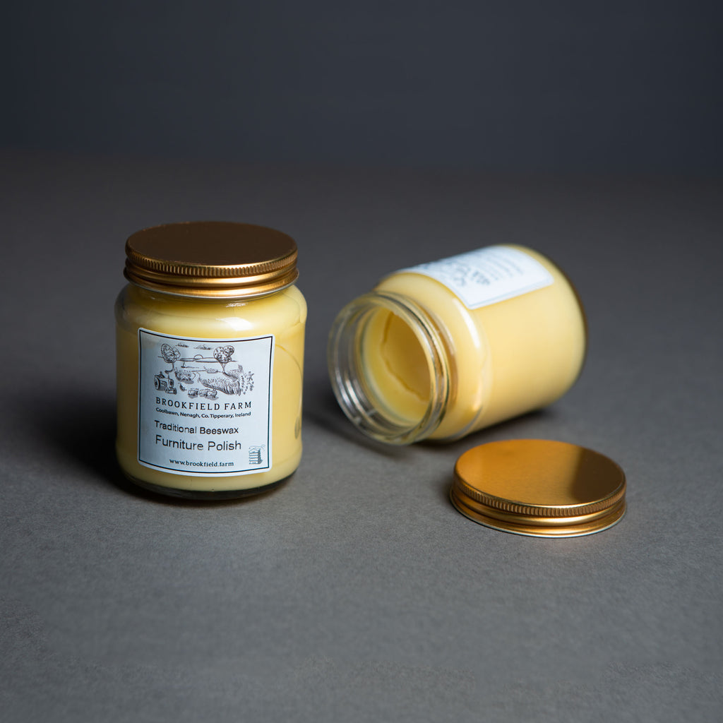 Traditional Beeswax Wood Furniture Polish