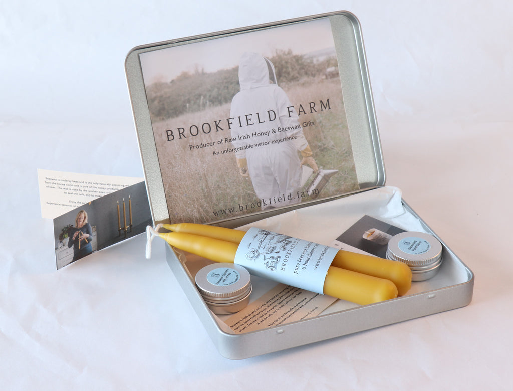 Brookfield Farm Slim Hive Gifts set