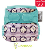 Close Pop-In Single Nappy Bamboo