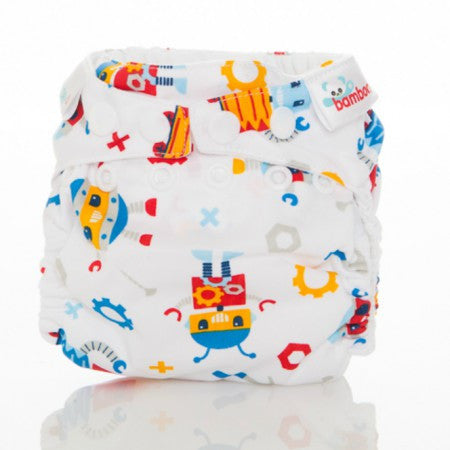 Bambooty Easy Dry Sized Nappies