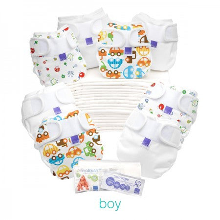 Miosoft Two-Piece Birth to Potty Kit