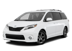 2011 - 2016 Toyota Sienna Winter Tires
