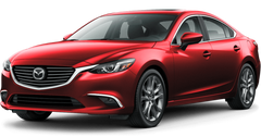 2014 - 2018 Mazda 6 Winter Tires