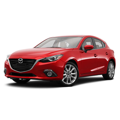 2014-2016 Mazda3 Hatchback Accessories
