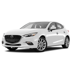 2017-2018 Mazda3 Hatchback Accessories